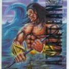 Marvel Masterpieces 1995 Emotion #71 Gold Foil Card Namor