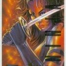 Marvel Masterpieces 1995 Emotion #77 Gold Foil Card Psylocke