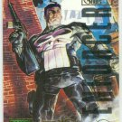 Marvel Masterpieces 1995 Emotion #79 Gold Foil Card Punisher