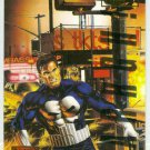 Marvel Masterpieces 1995 Emotion #80 Gold Foil Card Punisher