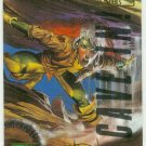 Marvel Masterpieces 1995 Emotion #82 Gold Foil Card Rogue