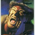 Marvel Masterpieces 1995 Emotion #86 Gold Foil Card Sabretooth