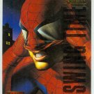 Marvel Masterpieces 1995 Emotion #92 Gold Foil Card Spider-Man