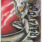 Marvel Masterpieces 1995 Emotion #94 Gold Foil Card Storm