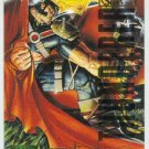 Marvel Masterpieces 1995 Emotion #103 Gold Foil Card Thor