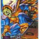 Marvel Masterpieces 1995 Emotion #127 Gold Foil Card Hobgoblin