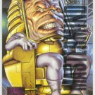 Marvel Masterpieces 1995 Emotion #133 Gold Foil Card Modok