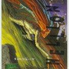 Marvel Masterpieces 1995 Emotion #139 Gold Foil Card Penance