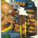Marvel Masterpieces 1995 Emotion #148 Gold Foil Card Strong Guy