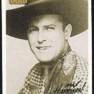 Country Gold Cowboys Of Silver Screen #6 Ken Maynard