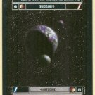 Star Wars CCG Dantooine Uncommon Dark Side Game Card