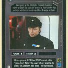 Star Wars CCG Commander Praji Uncommon Game Card