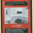 Star Wars CCG Collateral Damage Premiere DS Game Card Unplayed