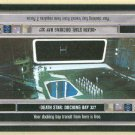 Star Wars CCG Death Star Docking Bay 327 DS Card Unplayed