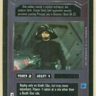 Star Wars CCG Death Star Trooper DS Game Card Unplayed