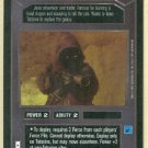 Star Wars CCG Dathcha Premiere Uncommon Game Card