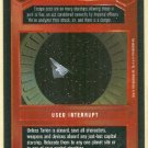 Star Wars CCG Evacuate Uncommon DS Game Card Unplayed