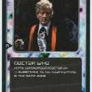Doctor Who CCG Doctor Who III Rare Card Jon Pertwee