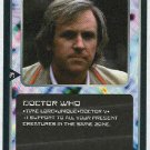 Doctor Who CCG Doctor Who V Rare Card Peter Davison