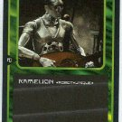 Doctor Who CCG Kamelion Rare Black Border Game Card