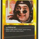 Doctor Who CCG Warning Rare Black Border Game Card