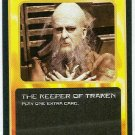 Doctor Who CCG The Keeper Of Traken Game Trading Card