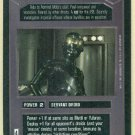 Star Wars CCG 5D6-RA-7 (Fivedesix) DS Rare Game Card Unplayed