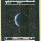 Star Wars CCG Alderaan Premiere Rare DS Game Card Unplayed