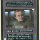 Star Wars CCG Admiral Motti Rare DS Limited Game Card Unplayed