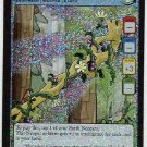 Neopets CCG Base Set #15 Illusen's Staff Holo Foil Card