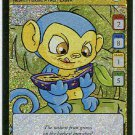 Neopets CCG Base Set #S1/S6 Blue Mynci Holo Foil Card