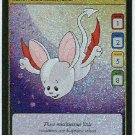 Neopets #S2/S6 Red Korbat Holo Foil Game Card Unplayed