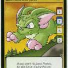 Neopets #S4/S6 Green Acara Game Card Unplayed
