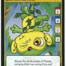 Neopets CCG Base Set #164 Green Mynci Game Card