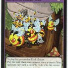 Neopets #183 Buzzer Swarm Game Card Unplayed