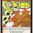 Neopets CCG Base Set #186 Chocolate Korbats Game Card