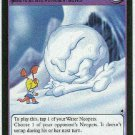 Neopets #195 Gigantic Snowball Game Card Unplayed