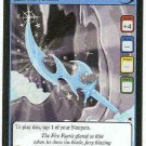 Neopets #201 Ice Scimitar Game Card Unplayed
