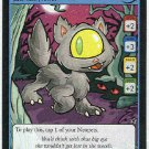 Neopets #211 Meowclops Game Card Unplayed