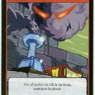 Neopets #225 Shadow Breeze Game Card Unplayed