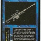 Terminator CCG .50 Cal Barrett M-82A1 Rare Game Card Unplayed