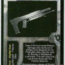Terminator CCG 40-Watt Phased Plasma Rifle Rare Game Card Unplayed