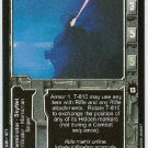 Terminator CCG Advanced Stealth Infiltrator Rare Game Card