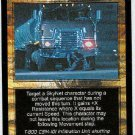 Terminator CCG Braced For Impact Rare Game Card