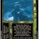 Terminator CCG Col. Perry Rare Game Card Unplayed