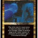 Terminator CCG Collapsed Ceiling Rare Game Card