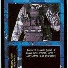 Terminator CCG Composite Body Armor Rare Game Card