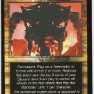 Terminator CCG Dermal Ablative Armor Rare Game Card
