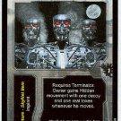 Terminator CCG Holographic Array Rare Game Card
