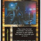 Terminator CCG Intuitive Reflexes Rare Game Card